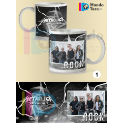 Taza Metallica Death Magnetic