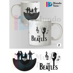 Taza The Beatles - Vinilo