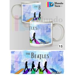 Taza The Beatles - Abbey Road