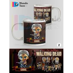 Taza The Walking Dead - Carol