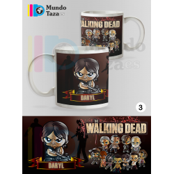Taza The Walking Dead - Daryl