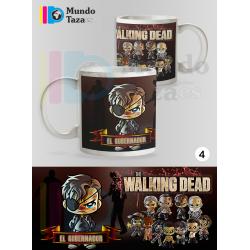 Taza The Walking Dead - El Gobernador