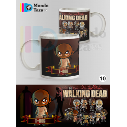 Taza The Walking Dead - T-Dog
