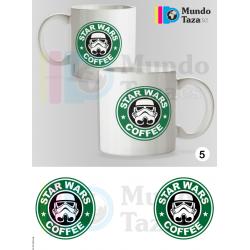 Taza Star Wars Coffee