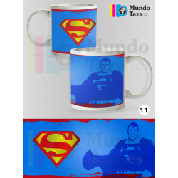 Taza Superman Colección 1