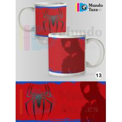 Taza Spider-Man Colección 1