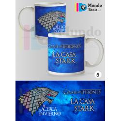 Taza Juego de Tronos - La Casa Stark