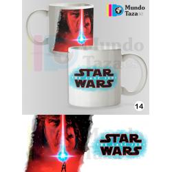 Taza Los Últimos Jedi Poster