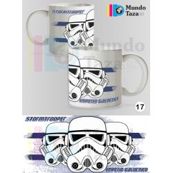 Taza Star Wars - Storm Trooper