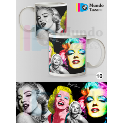 Taza Vintage Marilyn Monroe