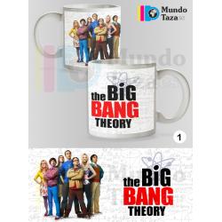 Taza The Big Bang Theory 1