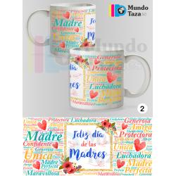 Taza Feliz día de las Madres