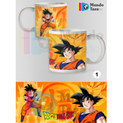 Taza Dragon Ball Z